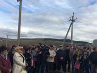 Ленур Абдураманов посетил п. Строгановка, Айкаван и Ана-Юрт