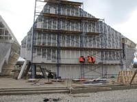 Ленур Абдураманов: Строительство Мемориального комплекса, посвященного памяти жертв депортации из Крыма, ведется полным ходом